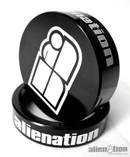 Alienation Moto BMX lock-on grips