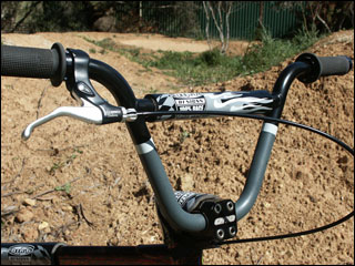 Answer BMX Cromo Lite Bars