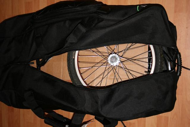 DK bike bag