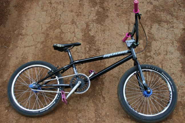 Supercross BMX Icon XXL frame