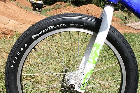 Tioga Power Block tire