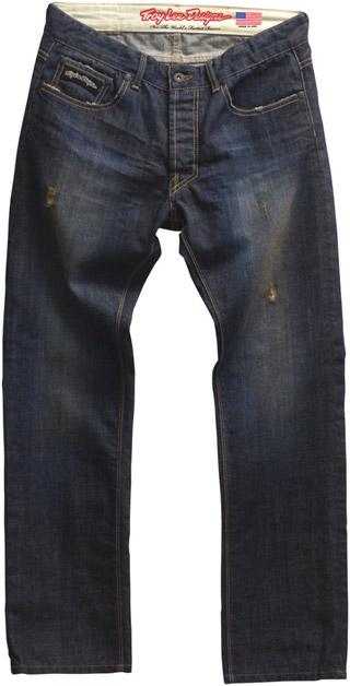 Troy Lee Designs Dark Blue Jeans