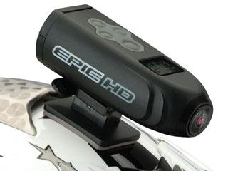 EPIC HD helmet cam