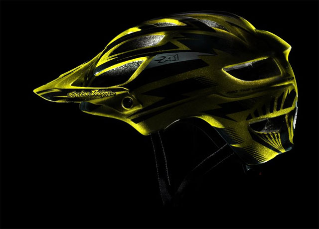 Troy Lee Designs A1 helmet