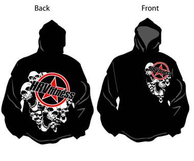 HRVfitness hoodies