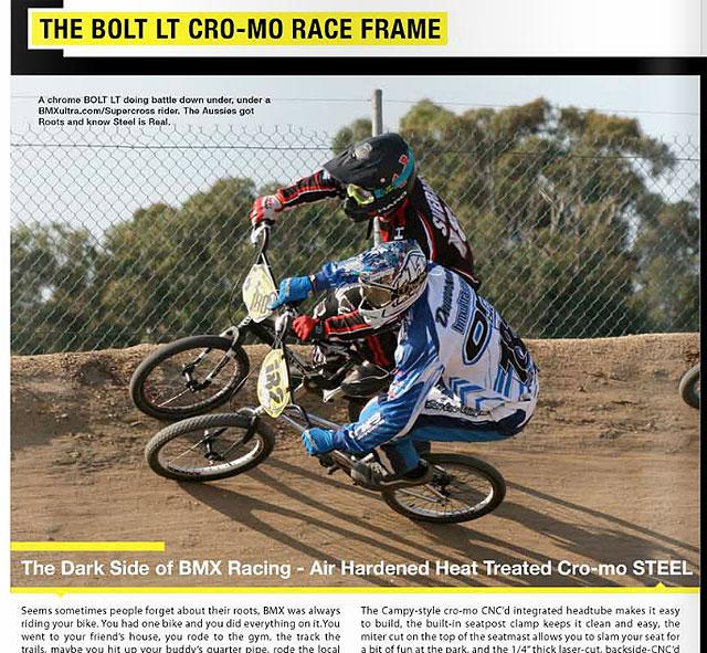 Supercross BMX 2013 Bolt