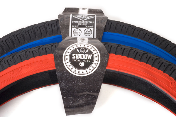 Product: Shadow Conspiracy Colored Wall Undertaker Tire