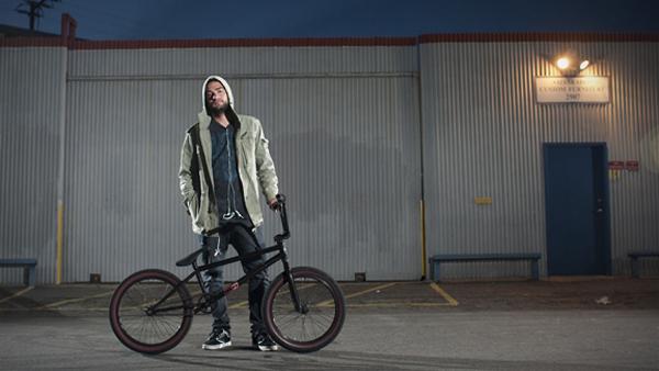 Eddie Cleveland Bike Check