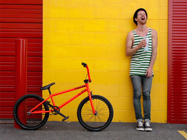 Travis Collier Bike Check
