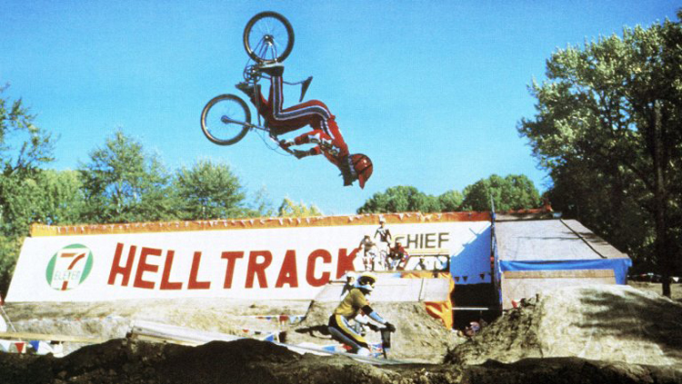 Rad Movie Full Video Heltlrack BMX movie