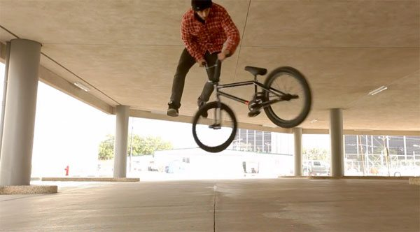 Nike BMX - How To Tailwhip On A BMX Bike