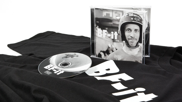 Product: Fit – BF-It T-Shirt and DVD