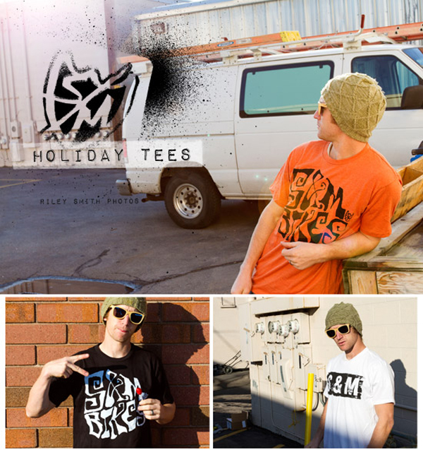 Product: S&M – Holiday T-Shirts