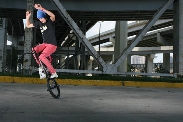 Matthias Dandois Flatland BMX