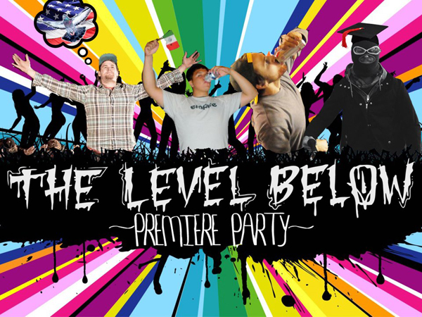 levelbelowparty