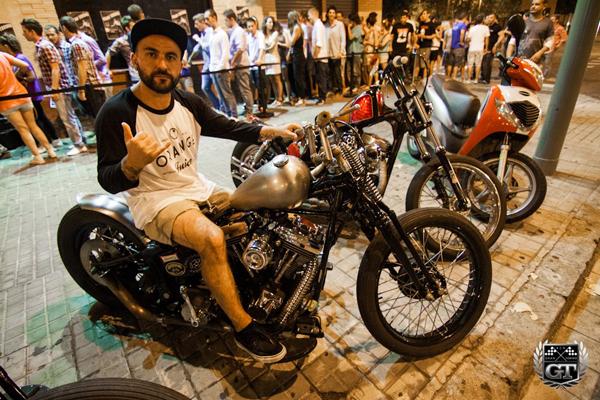 BMX Motorcycle, Fernando