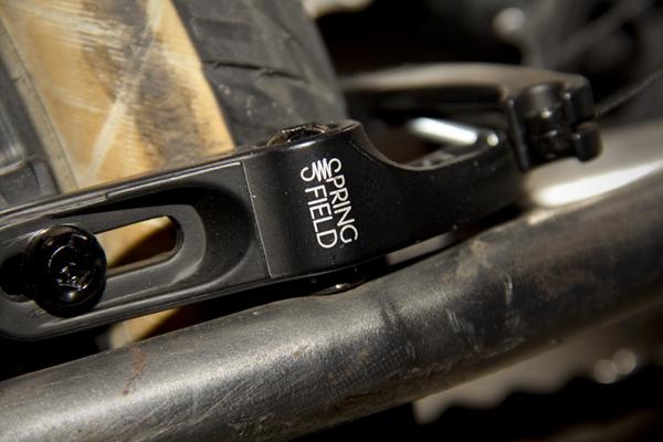 Odyssey Springfield brakes BMX