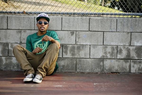 BMX Chris Brown
