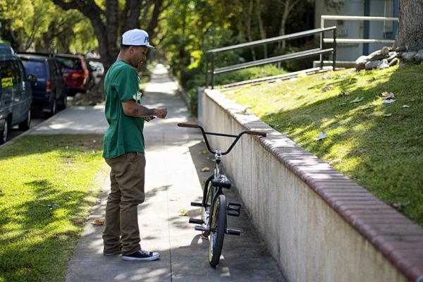 Chris Brown - BMX BMX