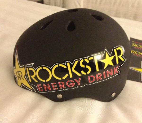 Chris Doyle BMX Rockstar