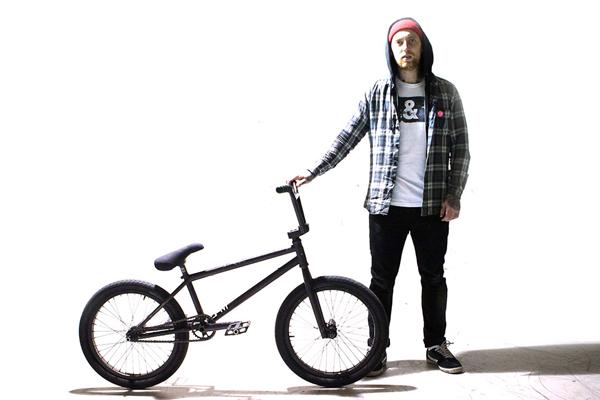 James Cox BMX Bike Check