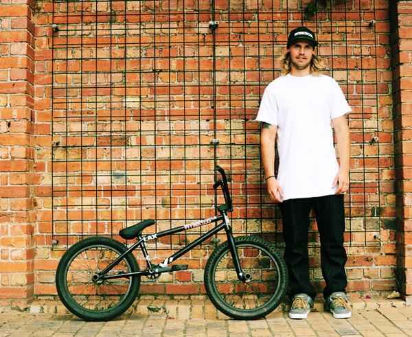 Luke Vandenberg BMX bike Fit Bike Co.