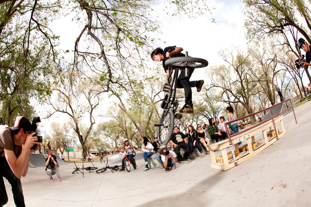 14-Derek Dorame, Rail to whip, Albuquerque, NM