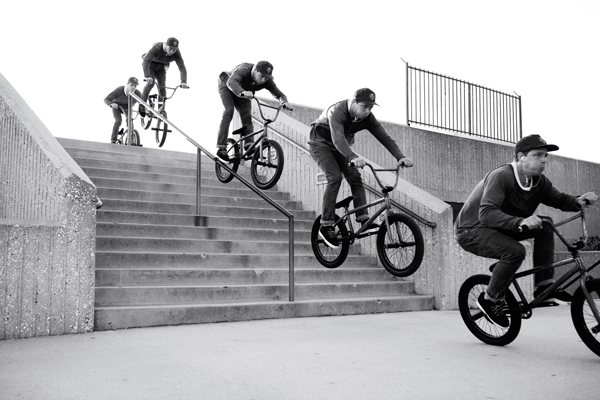 Nathan Williams BMX