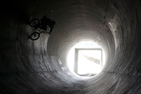 Dean Dickinson BMX
