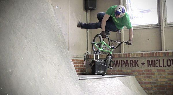 Tobias Wicke – New Brake System