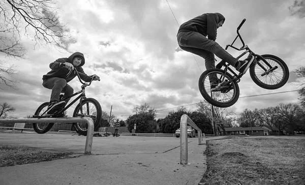 BMX Dan Kruk