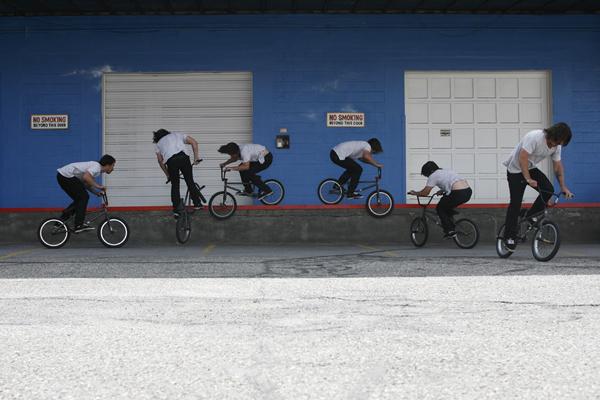 Kelly Bolton BMX