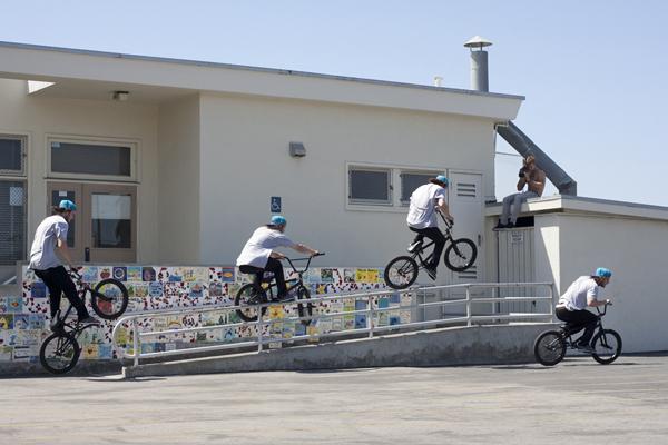 Aaron Brenner BMX