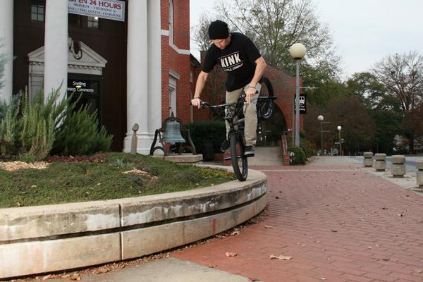 Kent Pearson BMX