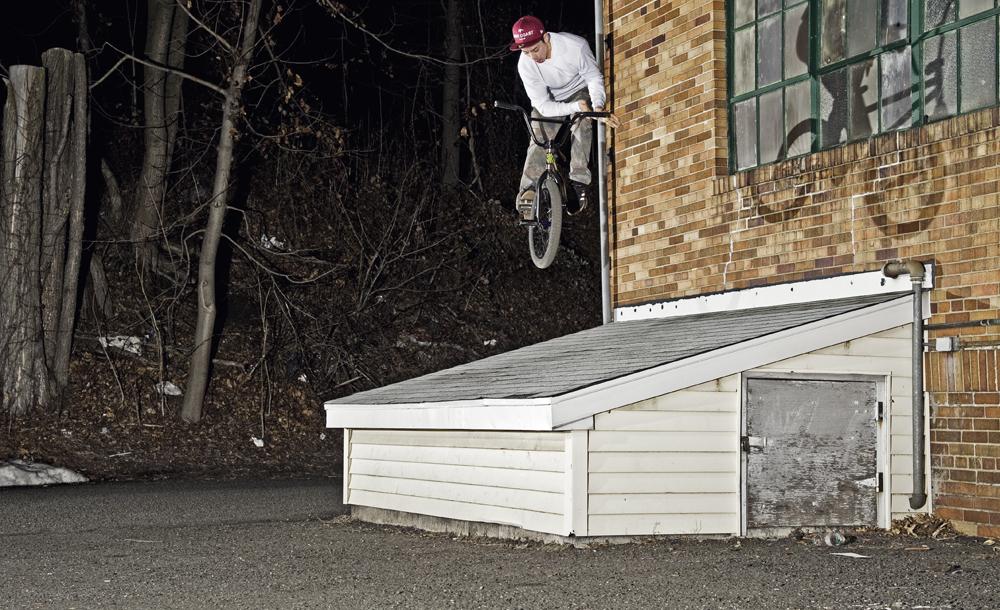 Joe Niranonta BMX