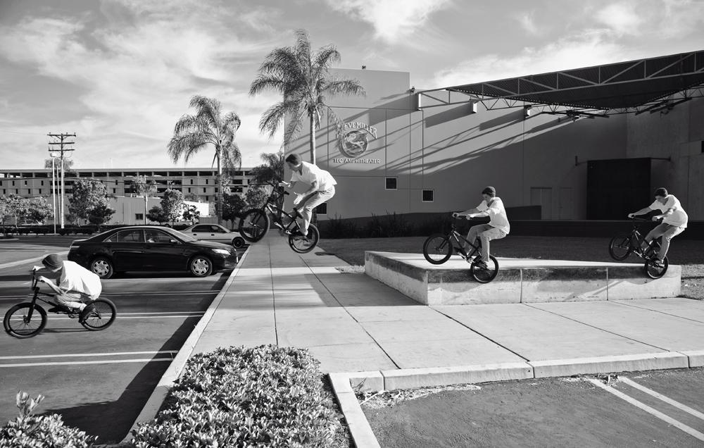Sean Ricany BMX