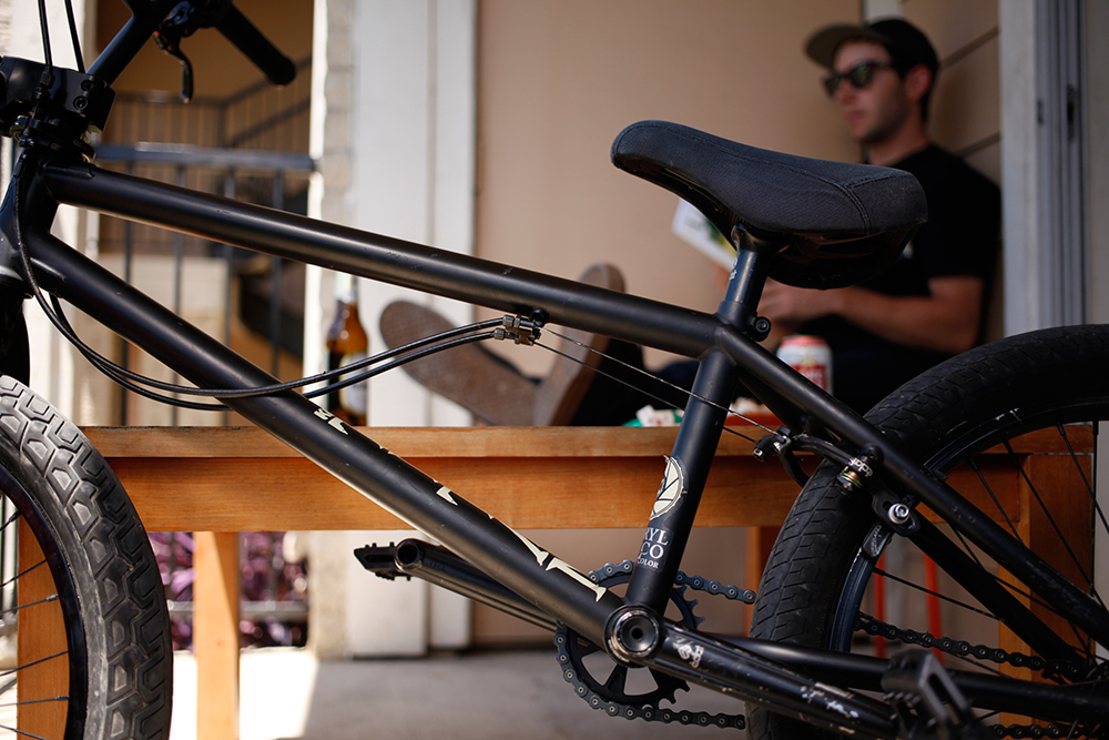 Darryl Tocco Bike Check