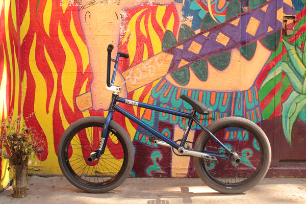 Tanner Easterla BMX Bike Check