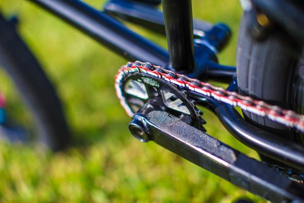 JC Pieri BMX bike check