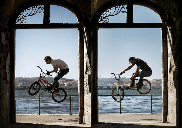BMX photography Portugal