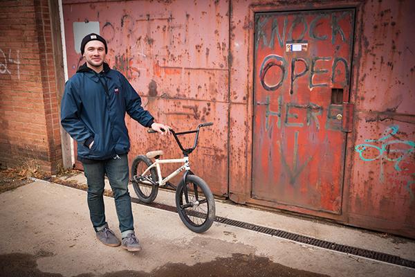 Bobby Simmons Bike Check