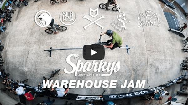 Sparky's Warehouse Jam 2014
