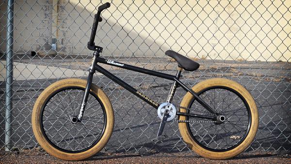 Derek Dorame S&M Bikes BMX bike check