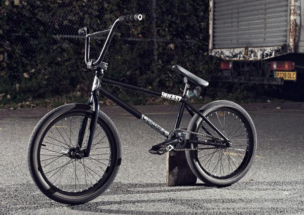 Tom Sanders Bike Check