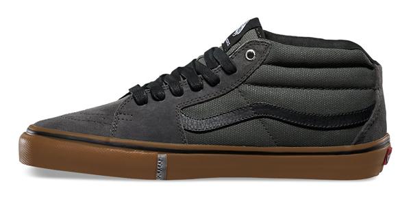 7a29e6b16e vans-bruno-hoffmann-bmx-shoe-3. The Bruno Hoffmann shoe uses the classic SK8  Mid Pro model mid top ...
