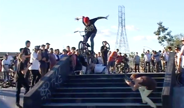 The Trip – Sheldon Skatepark Jam