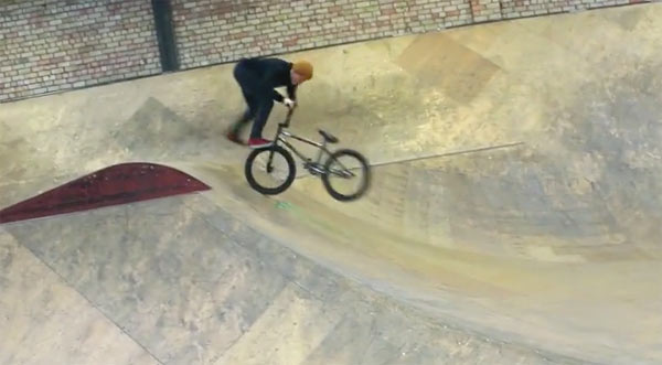 Still BMX In Riga