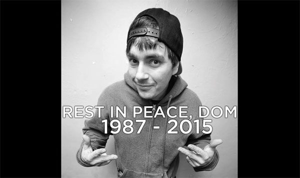 "Dominic Trovato ""Dom Bomb"" Memorial Jam at 4Seasons Skatepark"