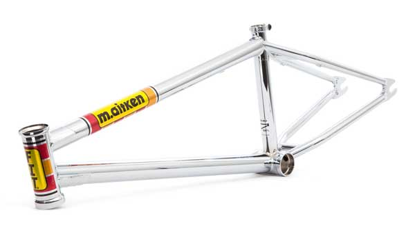 Product: Fit Bike Co. – Limited Edition Chrome Moto Mike Frame