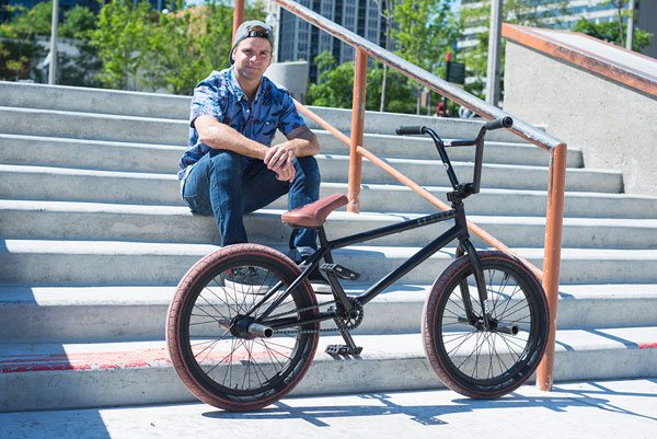 Brian Kachinsky Bike Check
